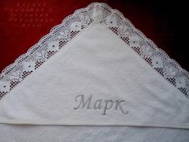 Полотенце-уголок Марк