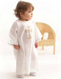 Крестильная рубашка 687з