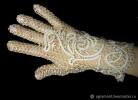 Перчатки 1 Вологодское кружево