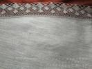 Прямоугольная льняная скатерть большого размера 300/160, 350/160, 400/160