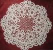 Салфетка круглая д.48 арт.169 Вологодское кружево