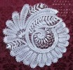 Салфетка Д 23 Елецкое кружево