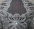 Блуза Роскошная (54-58 р. в наличии) Елецкое кружево