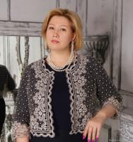 Жакет Любава Вятское кружево