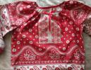 Платье-рубаха, р.  для девочки