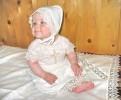 Крестильный набор для девочки 210 Б  Вологодский