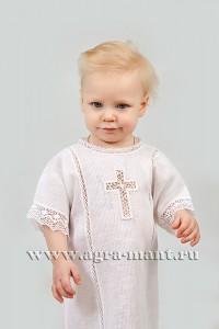 Крестильная рубашка 213 Б