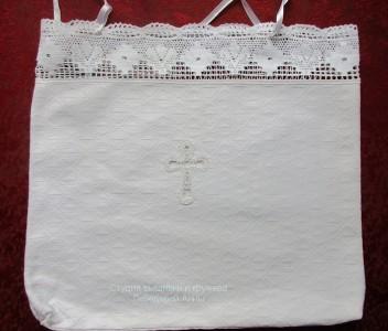 Мешочек для крестильного набора №6