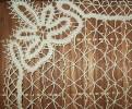 Платочек  декоративный Елецкое кружево