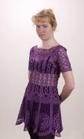 Платье 2 Вятское кружево
