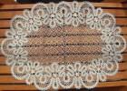 Салфетка овальная арт. 193