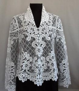 Блуза Вятское кружево под заказ
