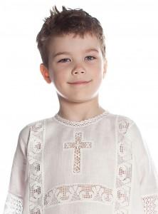 Крестильная сорочка 214
