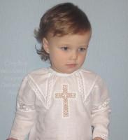 Крестильная рубашка 219