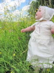 Крестильное платье 210