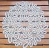 Салфетка круглая д.34 арт.8