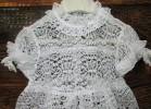 Кружевное платье для девочки-2