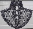 Манишка-воротник Испанский-2 Вологодское кружево