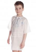 Крестильная рубашка 89 (только с белой вышивкой)