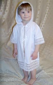 Крестильная рубашка 825