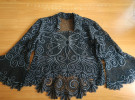 Блуза Роскошная 46-48 р. Елецкое кружево